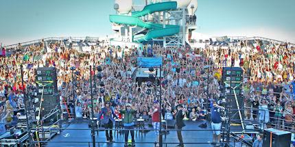 Weezer-Cruise