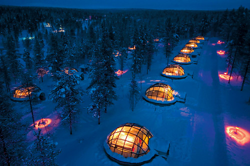 Hotel-Kakslauttanen-Saariselka-Finland