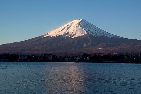 Fuji-mounth