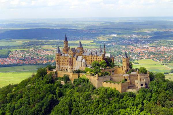 Hohenzollern-Castle