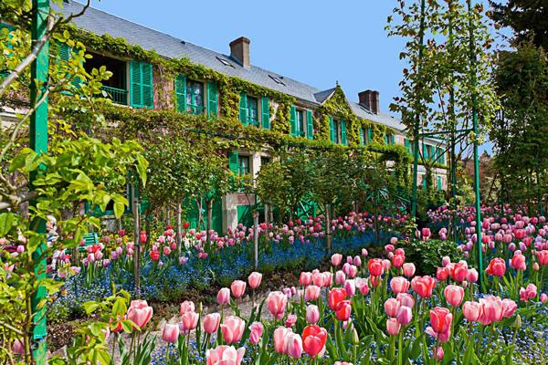 Maison-Et-Jardin-Claude-Monet