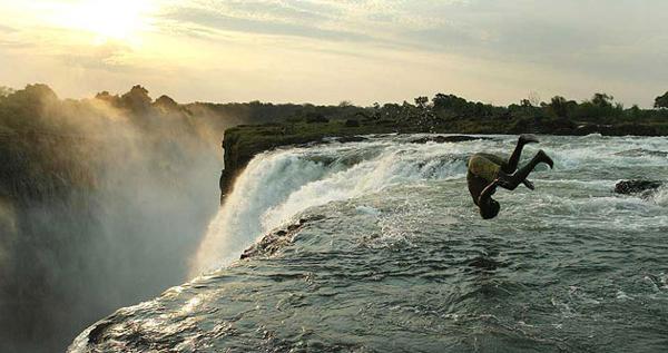 Swim-Victoria-Falls