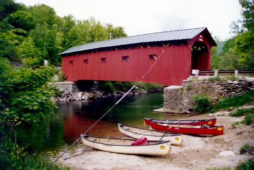Covered-Bridges-Vermont