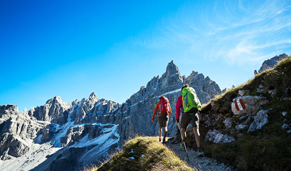 Dolomite-High-Route