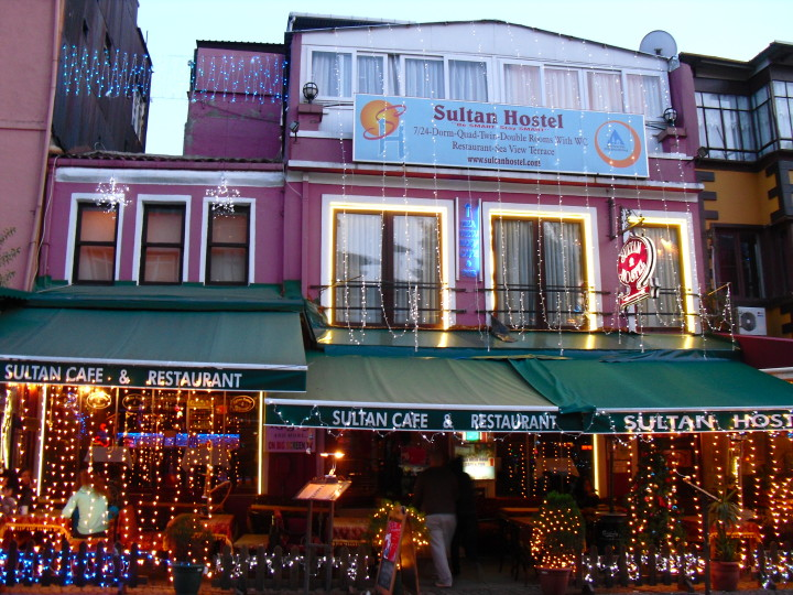 Istanbul---Sultan-Hostel-Front-Exterior-View