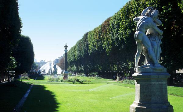 Luxembourg-Garden