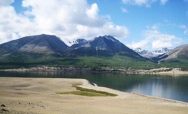 Uvs-Nuur-Basin