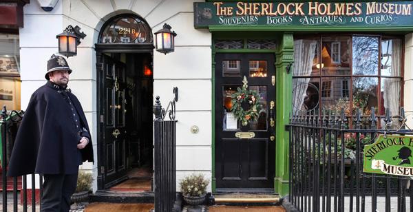 The-Sherlock-Holmes-Museum
